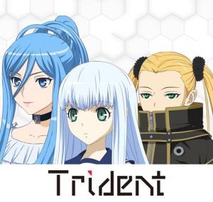 Trident リリース用ビジュアル